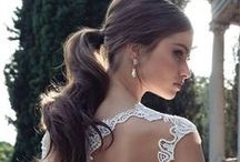 // Modern wedding hair ideas // / Wedding hair
