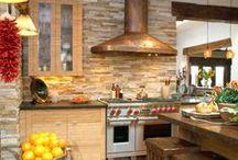 Backsplash Design / All things kitchen and bathroom backsplash design.