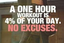 Workout & Wellness / by Mandy Kimmell