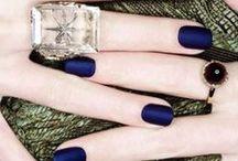 Nails and makeup / by Hannah Kimbler