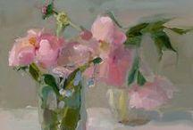 Flowers (pink) Still Life #3