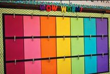 Classroom Decorations / We teachers work hard before each school year to make our classroom inviting for our students. These classroom decoration ideas are full of easy and fun ways to brighten up your classroom.  / by Crystal Clear Teaching
