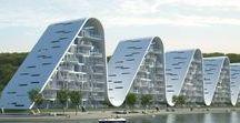 Arquiteturas marcantes / Os mais recentes gênios da arquitetura continuam a criar obras-primas que nos deixam orgulhosos de vivermos no século 21!