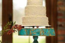 Wedding Cakes / Wedding cakes from various weddings over the years - Eye Wander Photo- eyewanderphoto.com
