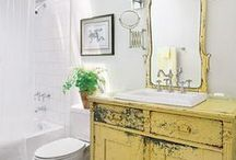 Bathroom / by Monika Baker