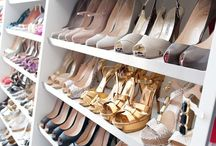 Closet Envy / Some seriously amazing closet inspiration!