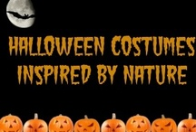 Halloween Costumes Inspired by Nature / Share you favorite nature-inspired Halloween costumes. Contact OneGreatBackyard to participate.  / by Amy [One Great Backyard]