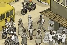 Cool Africa / by Allan Wilson