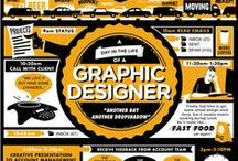 Graphic Design / Miscellaneous graphic designs made in Illustrator or Photoshop.