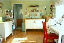 home sewing studio