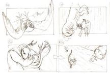 Showcase: Storyboarding / Storyboard concepts / by The Mind Studio