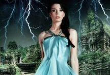 The Hardstorm Saga Series / Romantic fantasy book series  / by Dana Marton