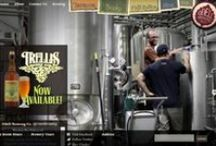 Brewery Website Designs / Beautiful brewery website designs for inspiration. Bierhaus design, small brewers, largescale beer companies, and more.
