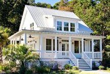 Honey I'm Home! / Beautiful and inspiring home exteriors