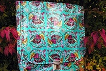 small messenger bag by teuto 3lfen... / by Michaela B. Teuto Elfen