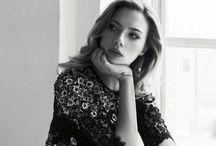 Scarlett Johansson / by Trumpyfinn