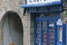 STORE FRONTS & SHOPS AROUND THE WORLD / by Marianna Stefanaki