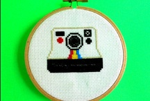 Counted Cross Stitch / by Renee Wangerin
