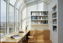Home Offices / by Renee Wangerin
