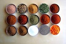 Spicy Colours... / by Michaela B. Teuto Elfen