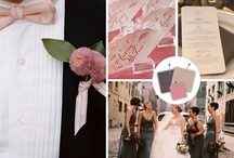 T&C Wedding Color Palette