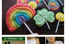 St. Patrick's Day / Crafts, food and inspiring items for Paddy's Day!  / by Cat 💗
