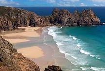 Kernow & the Rest of the Island / Cornwall-Great Britain-United Kingdom / by Karen Sue Hall