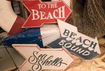 Coastal Signs & Sayings