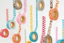 washi tape LOVE... / by Michaela B. Teuto Elfen