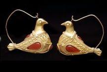 antiquity / inspiring antique jewelry, artifacts, art / by Rachel