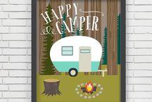 Happy camper....enjoy the journey
