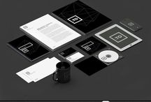 Identity Design (i.e. Branding) / Branding and identity design, from concept, through style guides, collateral assets and consistent, ongoing execution.