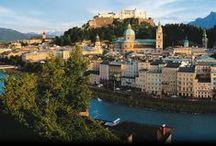 Austria & Italy Trip / by Kara Kriegshauser