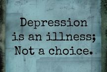 Anxiety and Depression...what a pair!