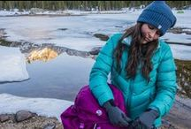 Outdoor Chic / Styles and looks for the hardwear woman.    / by Mountain Hardwear