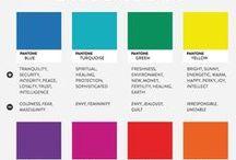 Kleurtheorie / Kleurtheorie is een praktische handleiding om kleuren te mixen en te combineren. Daarnaast hebben kleuren invloed op emoties. Bekijk de pins voor meer informatie.