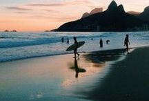 Rio de Janeiro❤ / An ode to one of my favorite cities in the world: Rio de Janeiro in Brazil. Let's celebrate life!