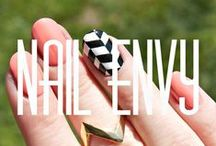 Nail Envy / If the color fits, wear it. / by Mallorie Lancaster