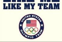 Team USA! / by Sarah Koch