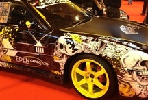 NEC Internation Car Exhibition / WaxyClean visit to the Nec International Car Exhibition.