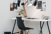 W o r k * S p a c e  / Home office space styling and inspiration