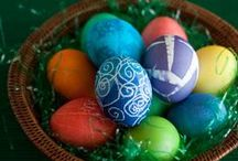 Old fashioned Easter