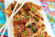 Food - Asian / by Jennifer Wysocki