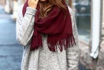 Fall Fashion Inspiration  / Plaid, Scarfs, Leather, and more get into your fall style this season.