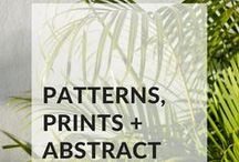 [Patterns+Prints+Abstract]