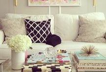 Apartment Inspiration / by Anna Brandon