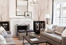 Living Spaces / by Bethany