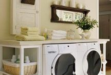 Laundry Rooms / by Bethany