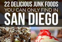 San Diego Food! / The very best food & drink in America's Finest City.