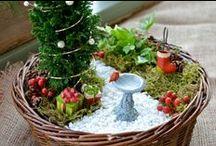 Seasons / Elk seizoen heeft zijn eigen thema, ook in sprookjestuinen